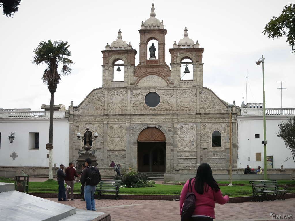 RioBAMBA Cathedral