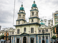 San Francisco church Guayaquil, Ecuador, South America