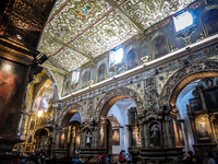 Cathedral of Quito Quito, Pichincha province, Ecuador, South America