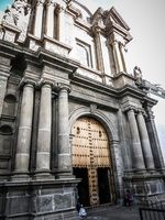 Catherdral of Plaza Grande Quito, Pichincha province, Ecuador, South America