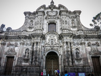 Church of de la Companion Quito, Pichincha province, Ecuador, South America