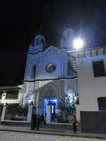 San Blas Church of Cuenca Cuenca, Ecuador, South America